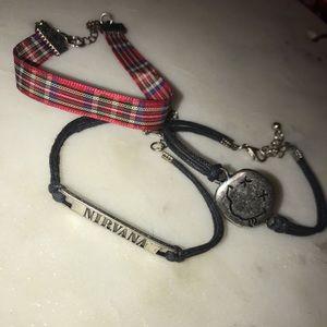 Nirvana Bracelet Set Of 3